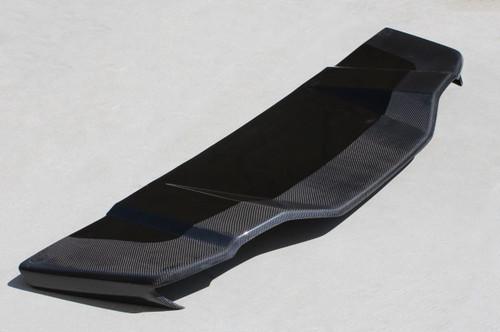 Honda S2000 VT Style Rear Diffuser - Carbon Fiber