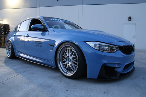 2015+ BMW F80 M3 Side Skirts Splitters Diffusers Extensions - Carbon Fiber