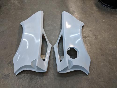 "Chevy Corvette C7 ""Z06 Style"" Rear Fenders"