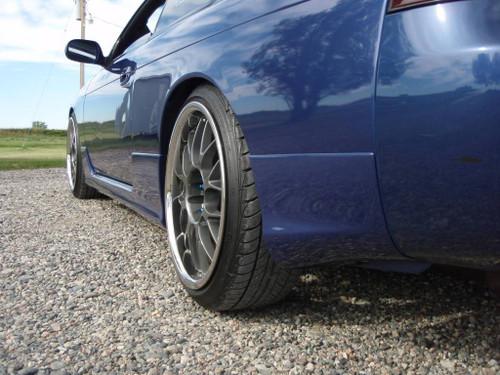 1995-1998 Nissan 240SX S14 Navan Rear Valances