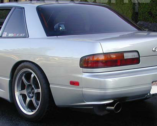 1989-1994 Nissan 240SX S13 Silvia JDM Rear Valance (For Coupe only)