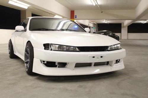 Nissan 240SX S14 GR Style Front Bumper Lip