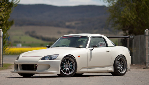 2000 - 2009 Honda S2000 AS Style Front Lip