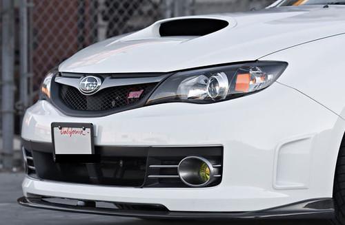 2008-2010 Subaru Impreza WRX STi CS Front Bumper Lip Spoiler