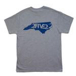 Sport Grey, Navy Blue Tshirt