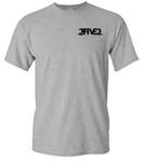 Camo & Orange NC Tshirt (Sport Grey)