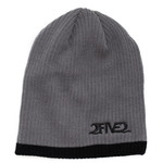 Charcoal & Black Knit Beanie (OUT OF STOCK)