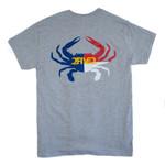 NC Flag Crab