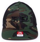 252 army camo black flexfit richardson 110 hat