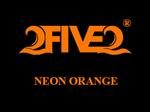 Neon Orange Decal (Small)