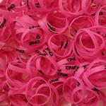 Pink 2FIVE2 Wristband