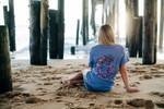 Violet Mermaid T-shirt