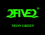 Neon Green Decal (Small)