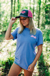 Violet & Pink Classic T-shirt
