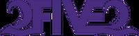 252 purple sticker decal