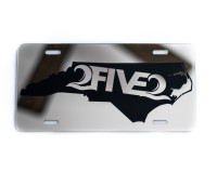252 mirror license plate