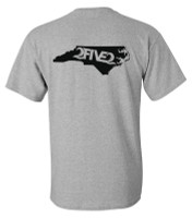 Sport Grey & Black NC Tshirt
