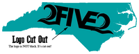 teal 2five2 nc state logo