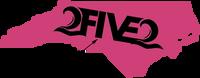 pink 252 nc sticker decal