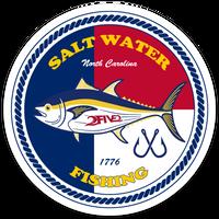 NC Tuna Fishing Sticker