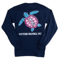 OBX Sea Turtle Tshirt