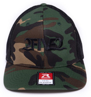252 army camo black flexfit richardson 110 hat