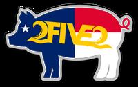 252 NC Flag Pig