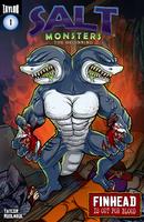 Salt Monsters - Issue #1