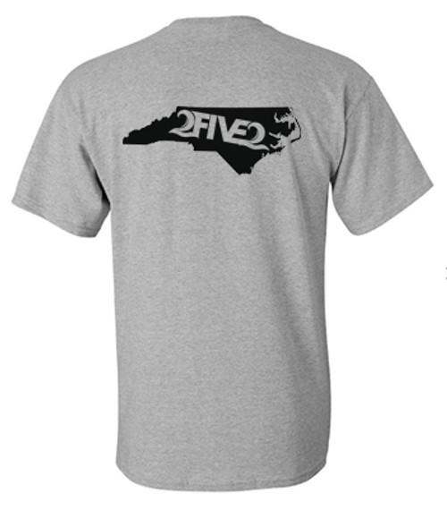 Sport Grey & Black NC Tshirt