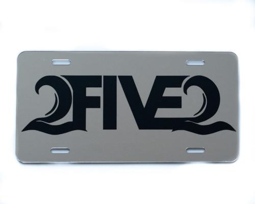 252 nc license plate