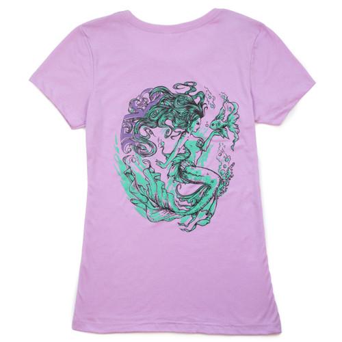 252 mermaid light purple seafoam