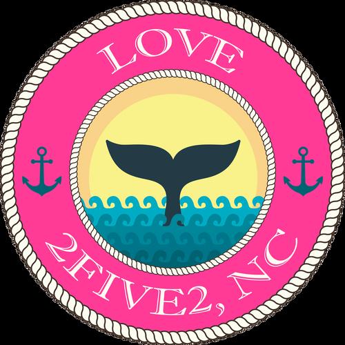 whale love 2five2, nc