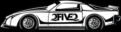 252 Car Sticker