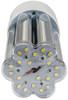 Dabmar DL-T-LED-140A-50K LED CORN LIGHT G24 / 2-PIN BASE 20W LED 120-277V 5000K