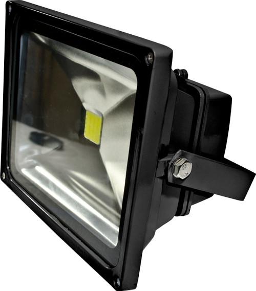 DABMAR LIGHTING DF-LED5960-B Cast Aluminum LED Flood Light, Black