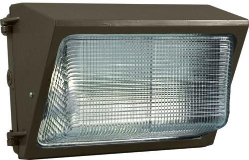 DABMAR LIGHTING DW1500 Medium Wall Pack Fixture, Bronze