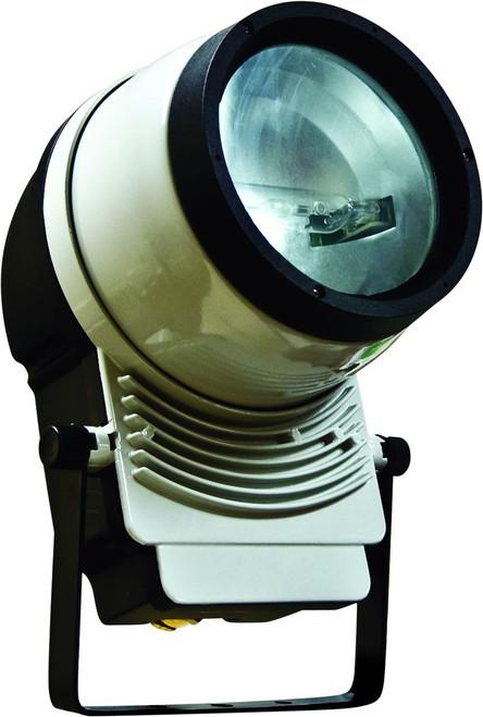 DABMAR LIGHTING DF9750-GRY Powder Coated Cast Aluminum Spot Fixture, Grey