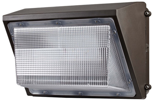 DABMAR LIGHTING DW-LED1700 Large Wall Pack Fixture, Bronze