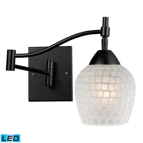 10151/1DR-WHT-LED