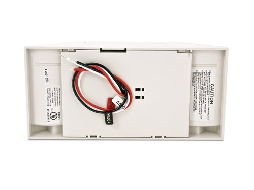 Howard Lighting HL0223L-W White Case/Housing LED Emergency Light Fixture