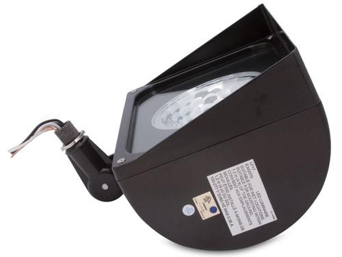 Howard Lighting SLF-40-40-MV 64 Watt LED Small Flood Fixture Black