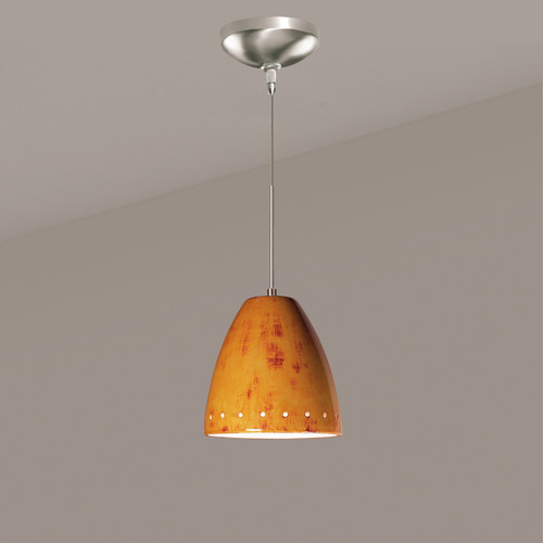 A19 Lighting LVMP02-DB 1-Light Realm Mini Pendant Desert Blaze