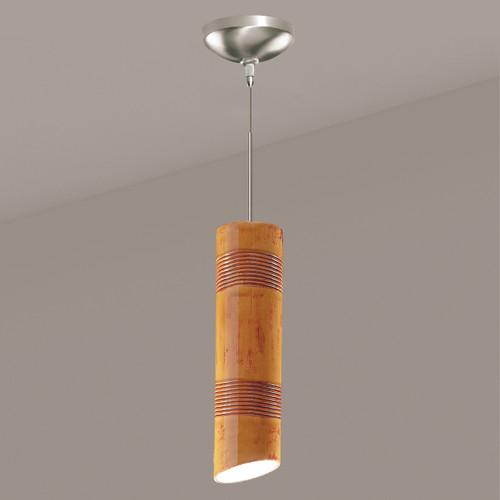 A19 Lighting LVMP09-DB 1-Light Raindance Mini Pendant Desert Blaze