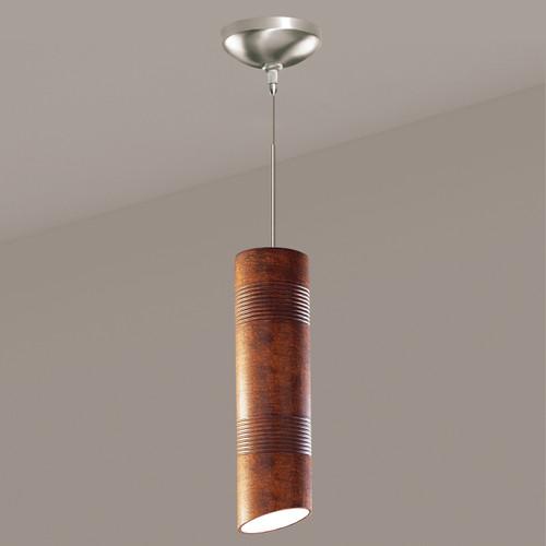 A19 Lighting LVMP09-BT 1-Light Raindance Mini Pendant Butternut
