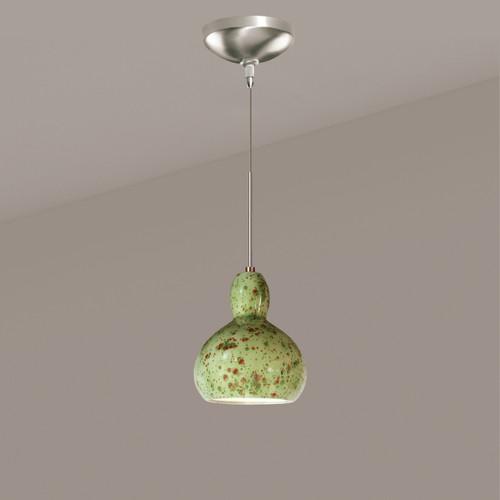 A19 Lighting LVMP13-PS 1-Light Venus Mini Pendant Pistachio