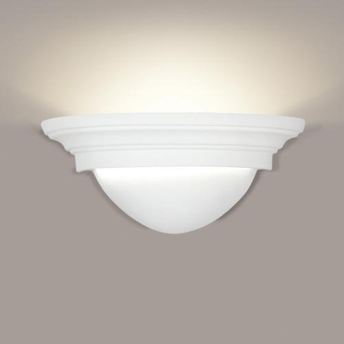 A19 Lighting 102 2-Light Majorca Wall Sconce: Bisque
