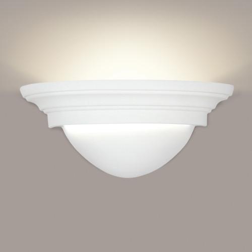 A19 Lighting 107 2-Light Gran Majorca Wall Sconce: Bisque