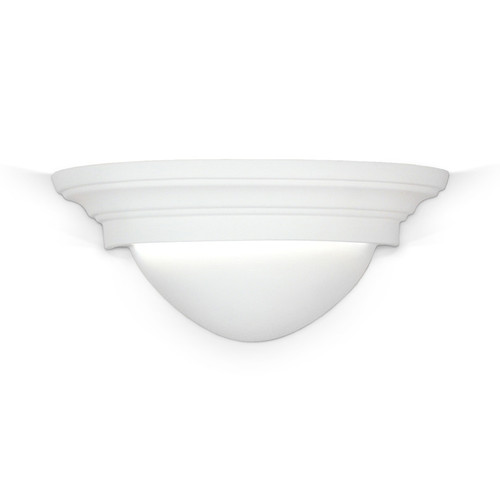 A19 Lighting 110 2-Light Great Majorca Wall Sconce: Bisque