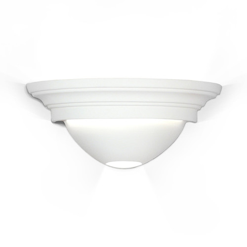 A19 Lighting 103 1-Light Formentera Wall Sconce: Bisque