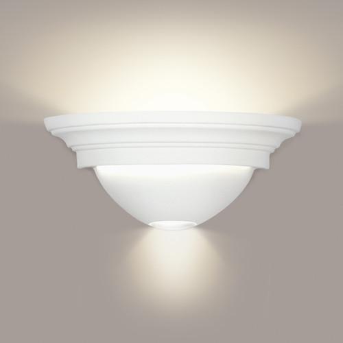 A19 Lighting 104ADA 1-Light Ibiza ADA Wall Sconce: Bisque